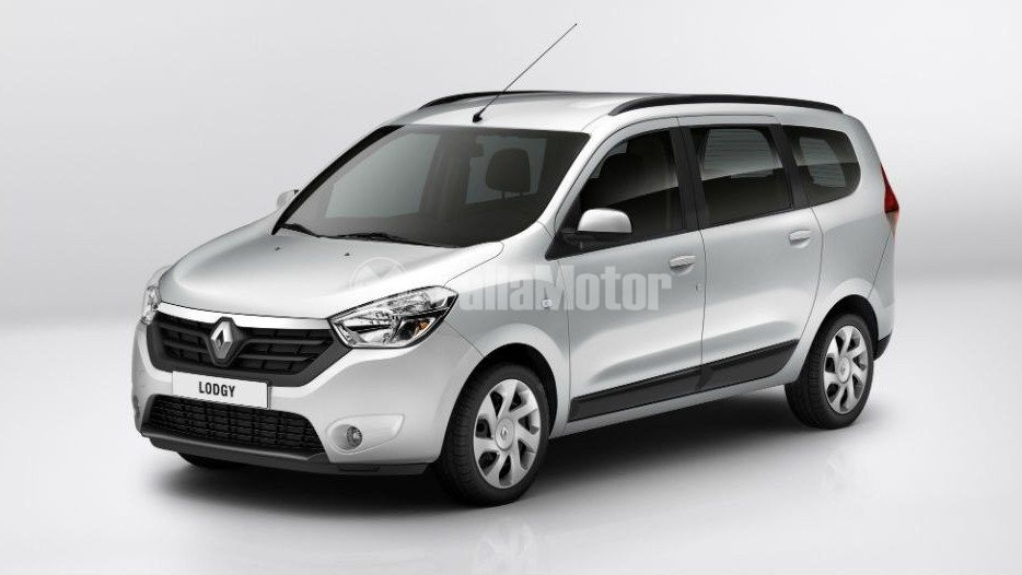 Renault Lodgy 2018, Egypt