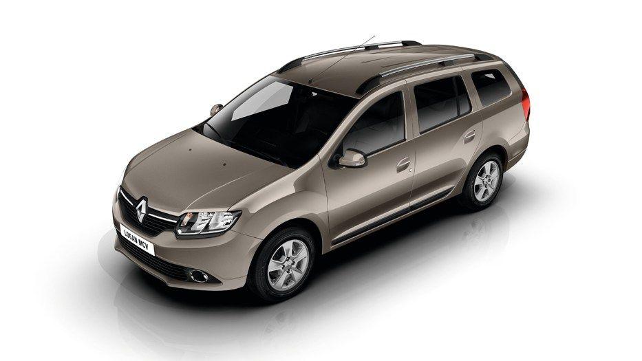Renault Logan MCV 2018, Egypt