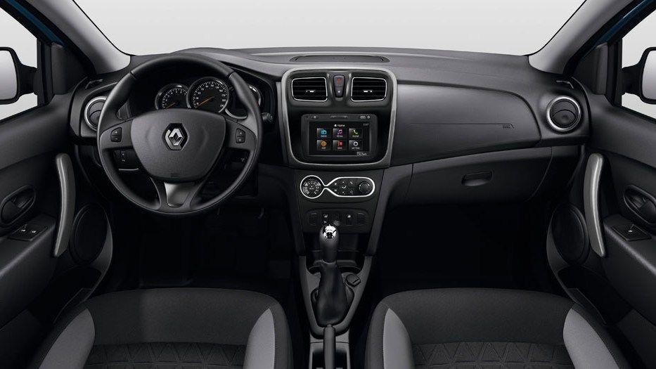 Renault Sandero 2018, Egypt