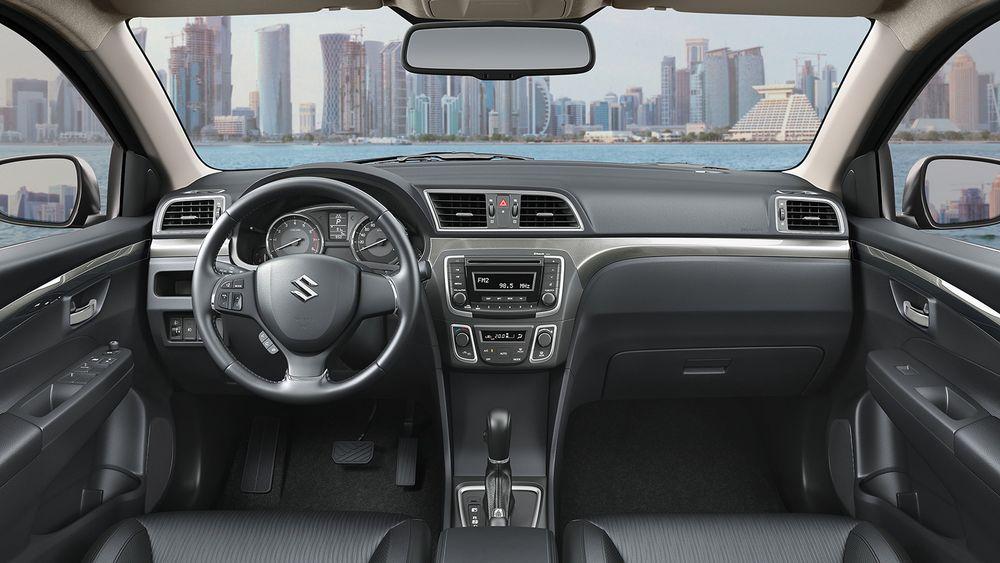 Suzuki Ciaz 2018, Kuwait