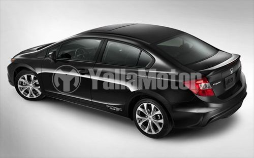 Honda Civic 2012, Oman