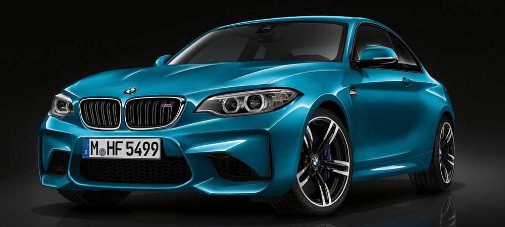 BMW M2 Coupe 2018, United Arab Emirates