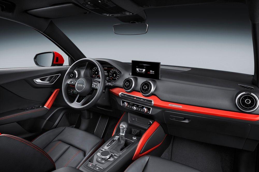 Audi Q2 2018, Oman