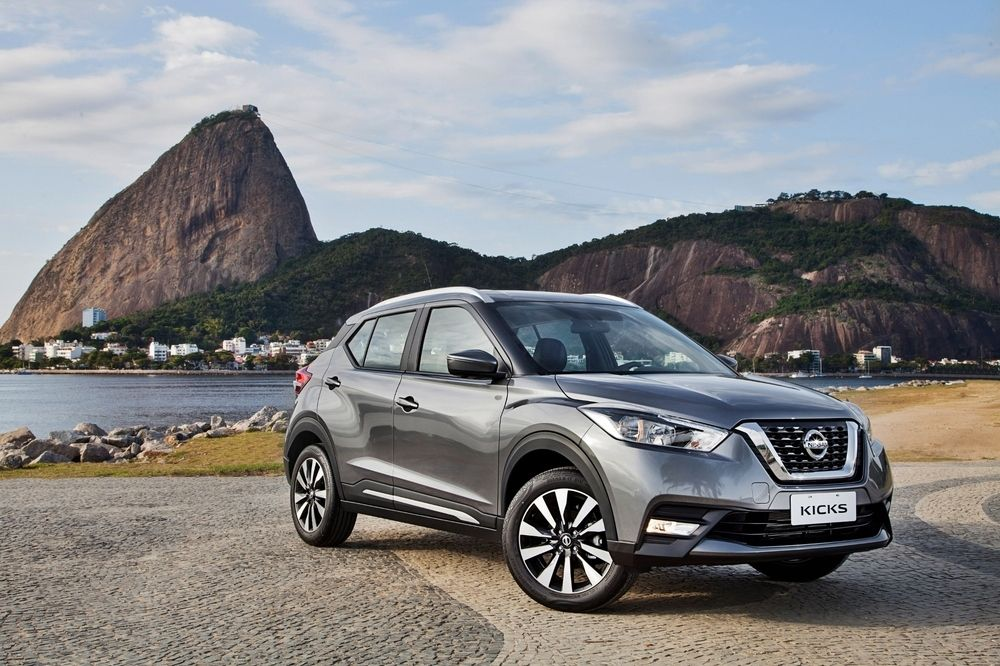 Nissan Kicks 2018, United Arab Emirates