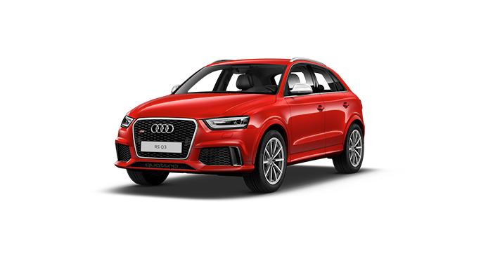 Audi RS Q3 2018, Kuwait