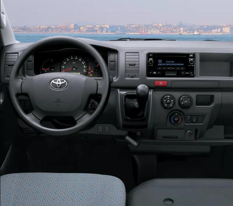 Toyota Hiace 2018, Qatar