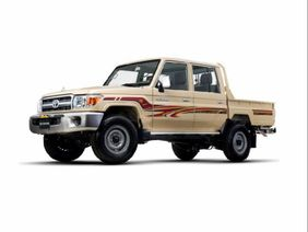 Slide show 2018 toyota land cruiser pickup  2