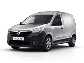 Renault Dokker Van 2018