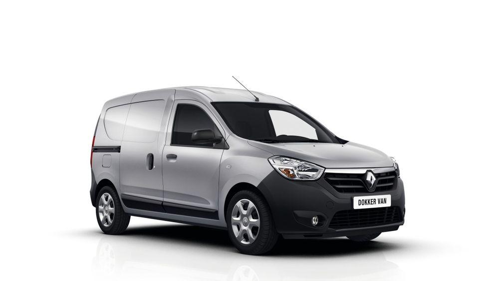 Renault Dokker Van 2018, Kuwait