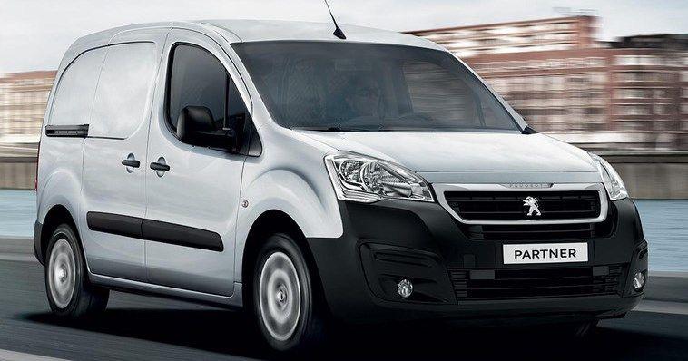 Peugeot Partner B9 2018, Kuwait