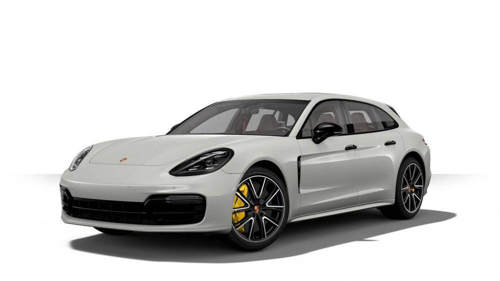 Porsche Panamera Sport Turismo 2018, Kuwait