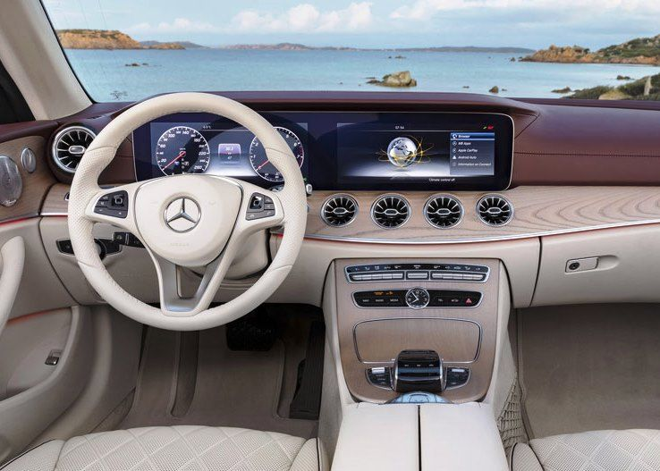 Mercedes-Benz C Class Cabriolet 2018, Qatar