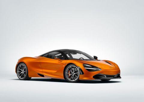 High Quality McLaren 720S 2018, United Arab Emirates