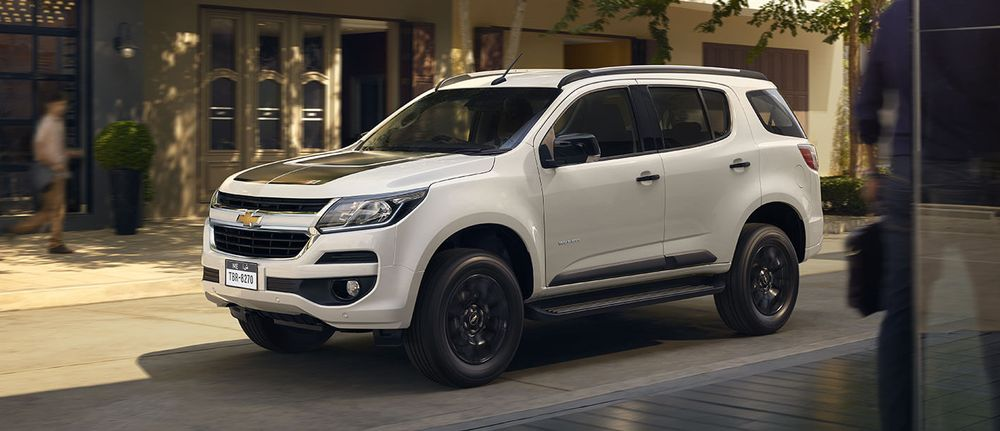 Chevrolet Trailblazer 2018, United Arab Emirates