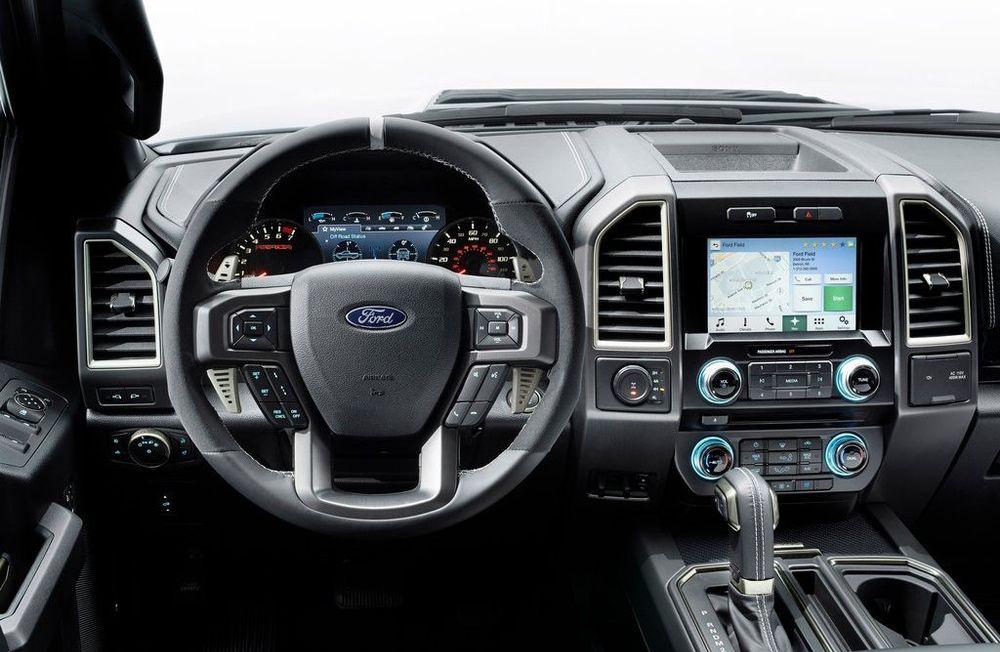 Ford F-150 Raptor 2018, Qatar