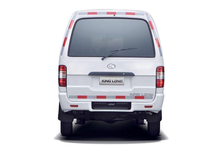 King Long Panel Van 2018, Oman