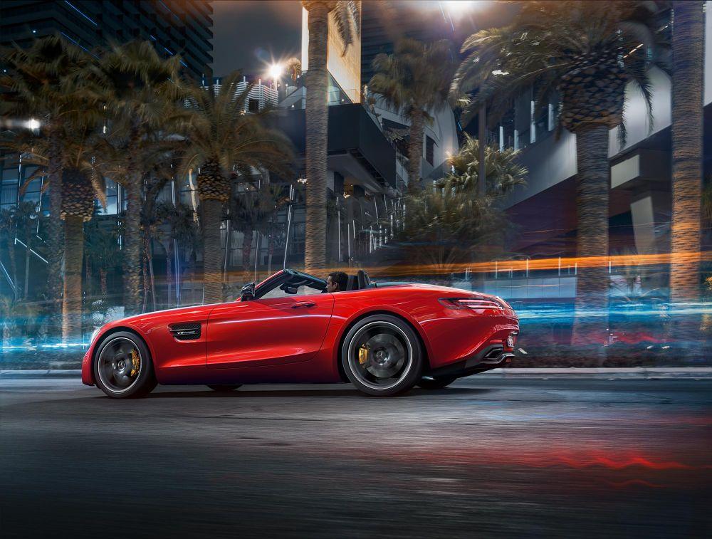 Mercedes-Benz AMG GT Roadster 2018, Kuwait