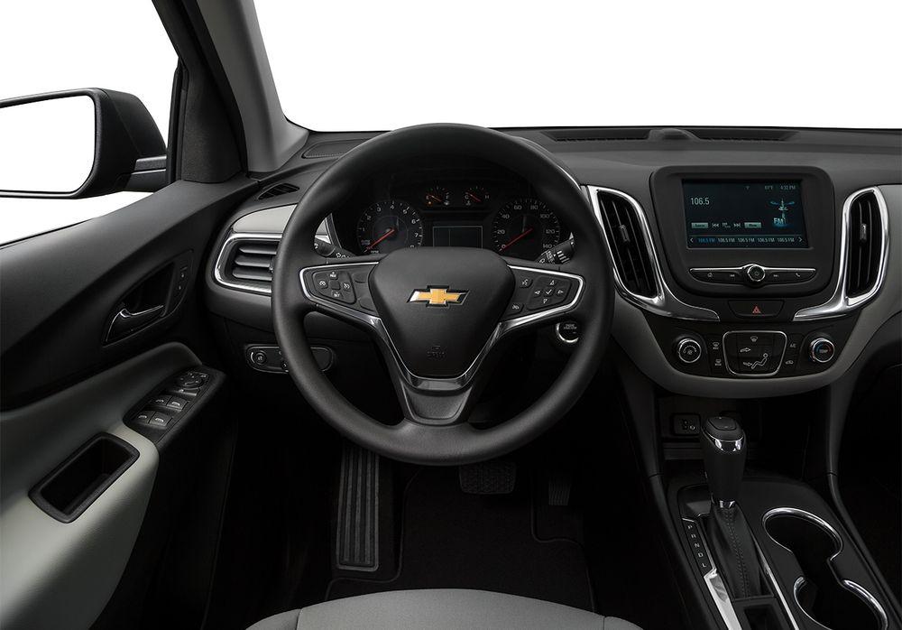 Chevrolet Equinox 2018, Qatar