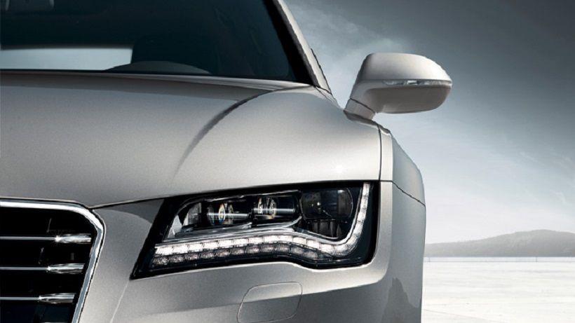 Audi A7 2012, Saudi Arabia