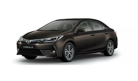 Toyota Corolla 2018, United Arab Emirates