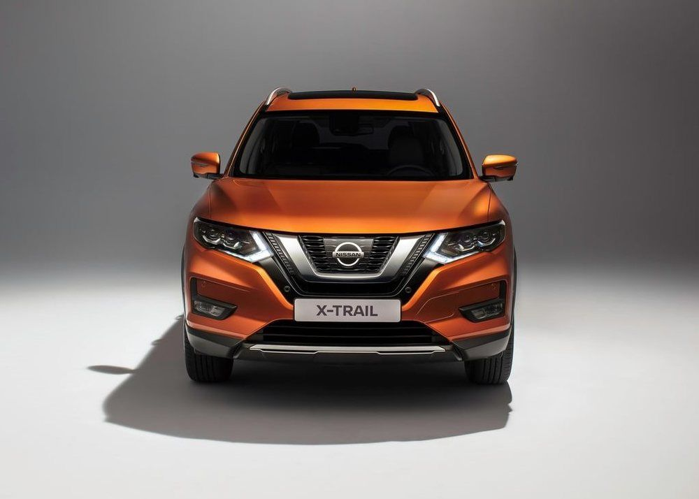 Nissan X-Trail 2018, United Arab Emirates