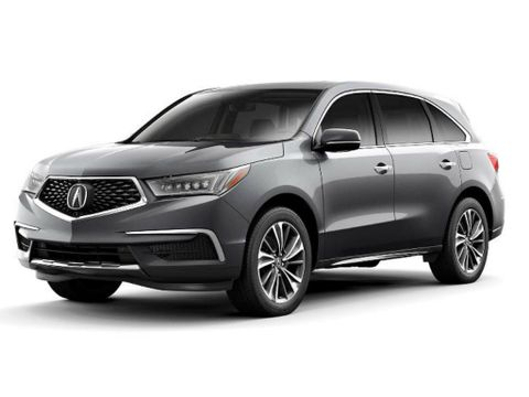 Acura MDX Price In Kuwait New Acura MDX Photos And Specs YallaMotor - Acura suv price