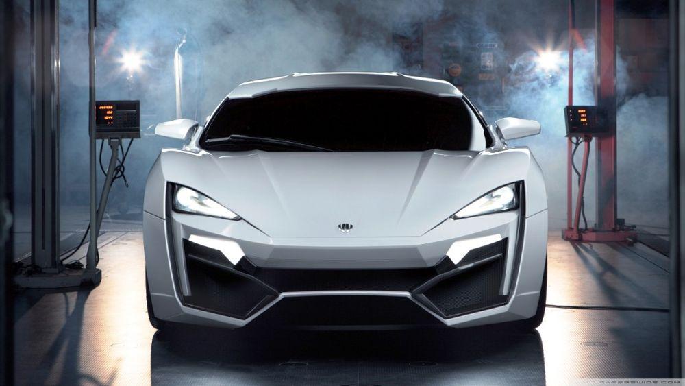 W Motors Lykan HyperSport 2018, United Arab Emirates