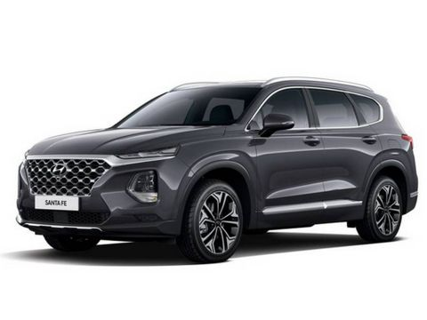 Hyundai Santa Fe 2019, United Arab Emirates