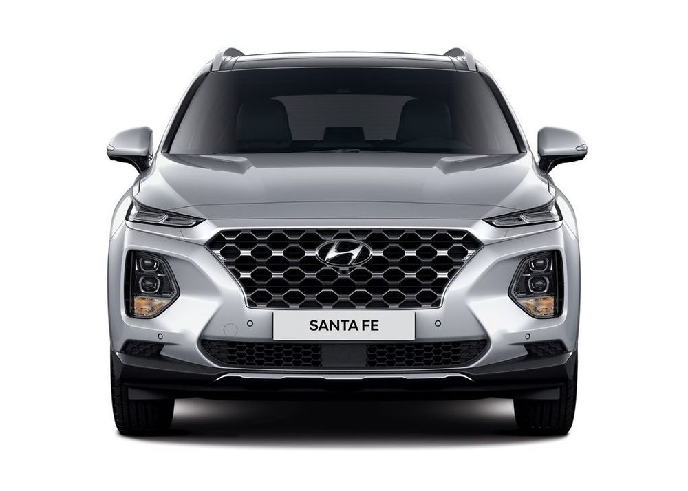 Hyundai Santa Fe 2019, United Arab Emirates
