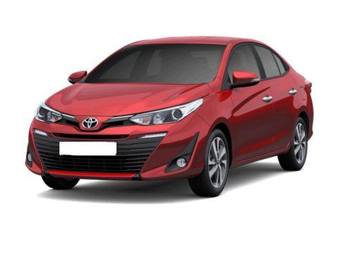 Toyota Yaris Sedan 2018, United Arab Emirates