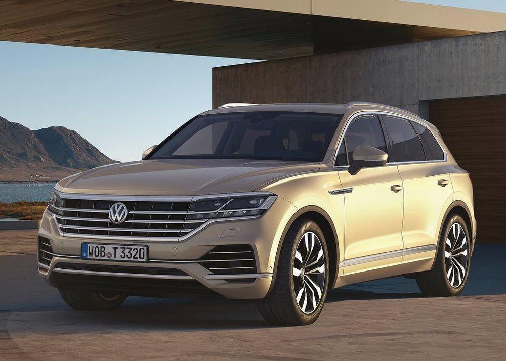 Volkswagen Touareg 2019, Saudi Arabia