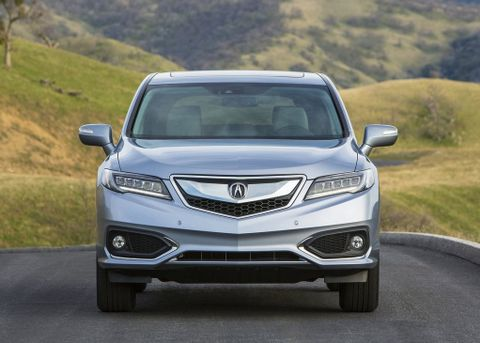 Acura RDX L V AWD Advance Package In Kuwait New Car Prices - Acura rdx 2018 price