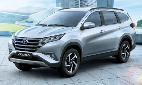 Toyota Rush 2019 1 5l Ex In Uae New Car Prices Specs Reviews Amp