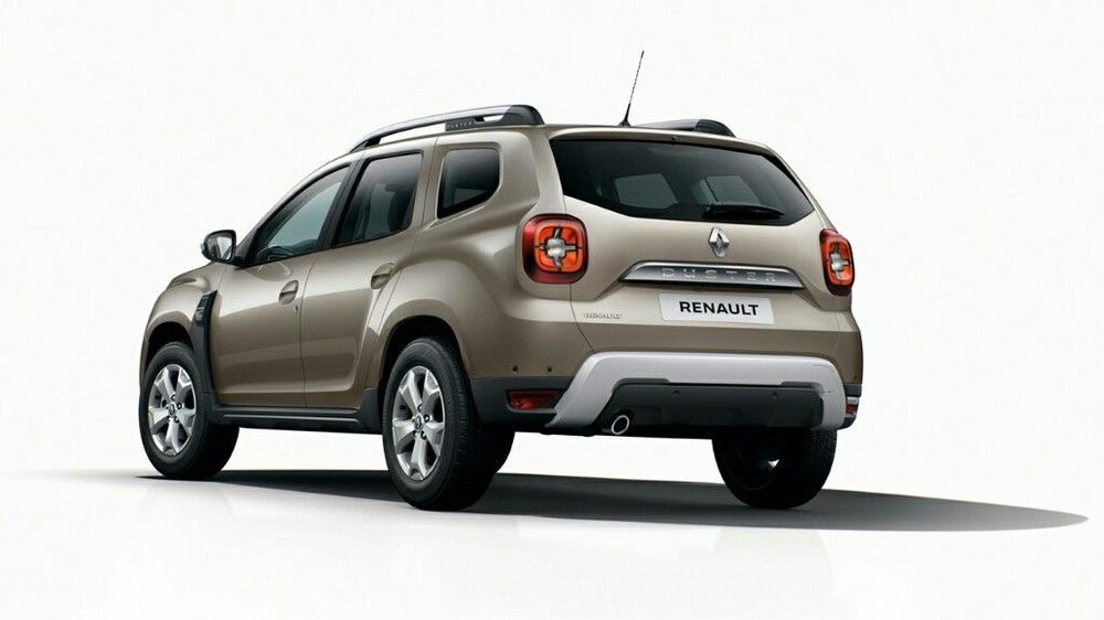 Renault Duster 2019, United Arab Emirates
