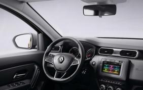 Renault Duster 2019 2.0L PE (4x4), United Arab Emirates