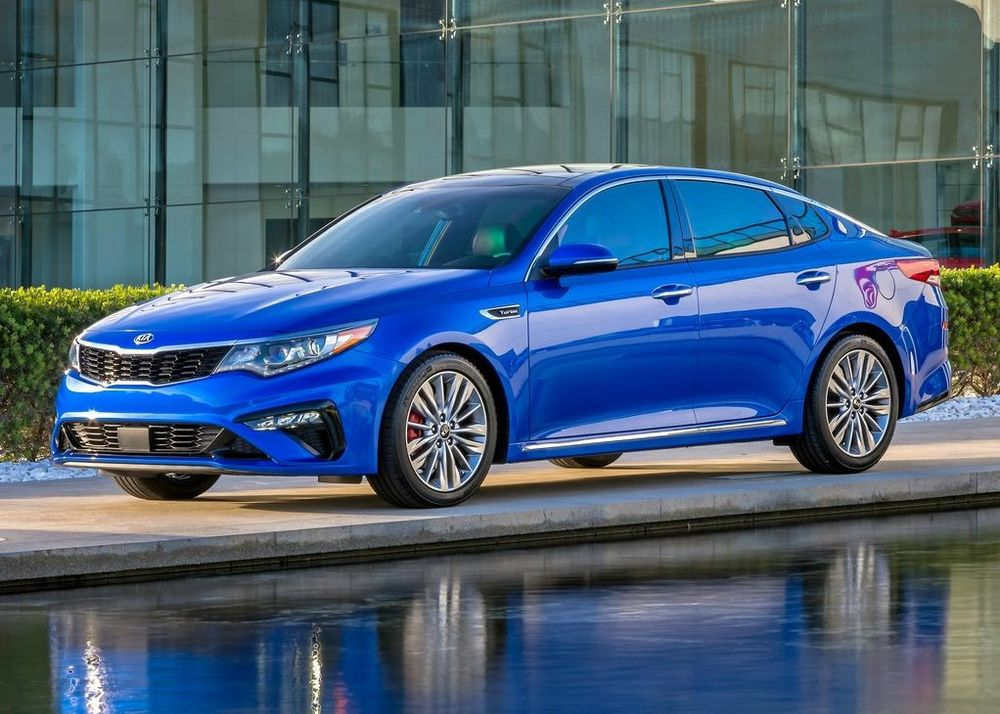Kia Optima 2019, Bahrain