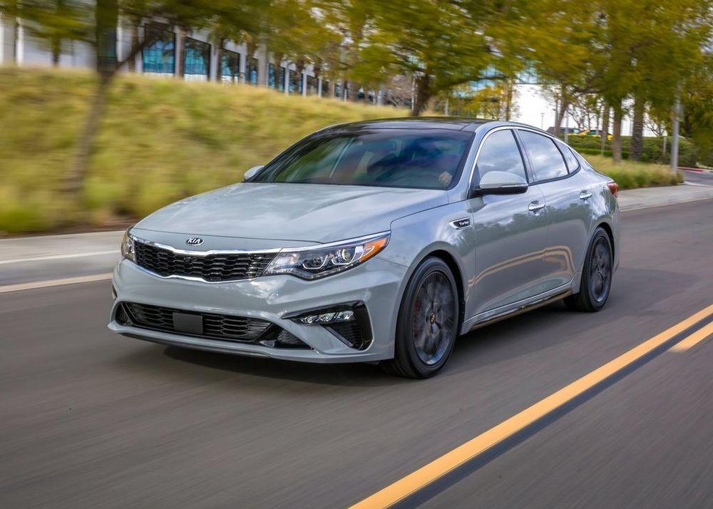 Kia Optima 2019, Qatar