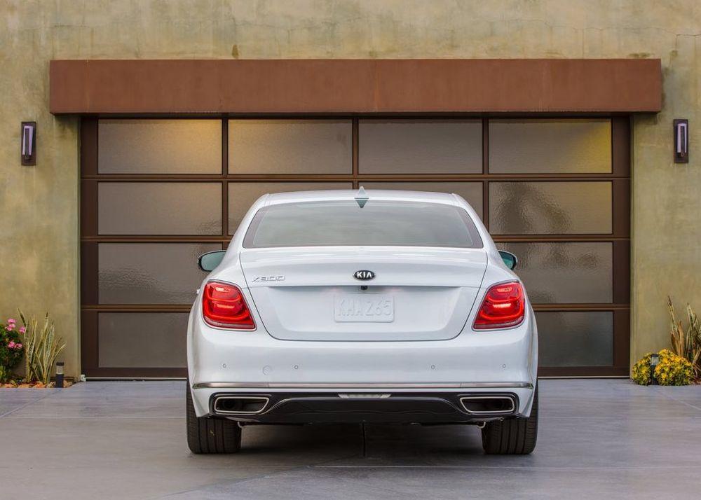Kia K900 2019, Saudi Arabia