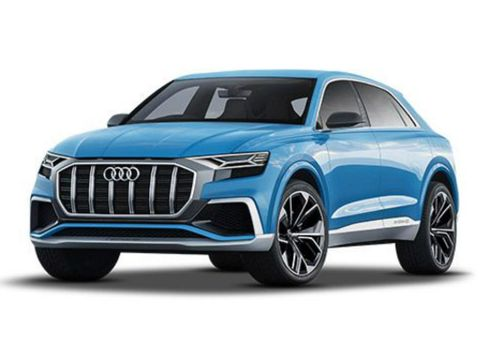 Audi Q8 2019, United Arab Emirates