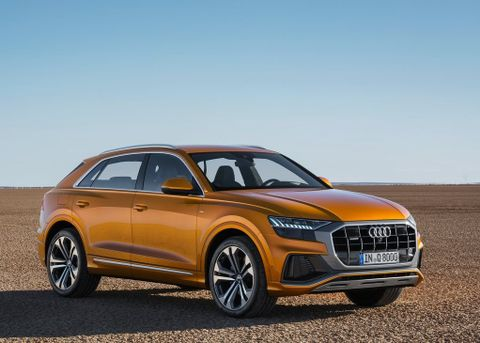 audi q8 2019 3 0t 55 tfsi 335 hp in uae new car prices. Black Bedroom Furniture Sets. Home Design Ideas
