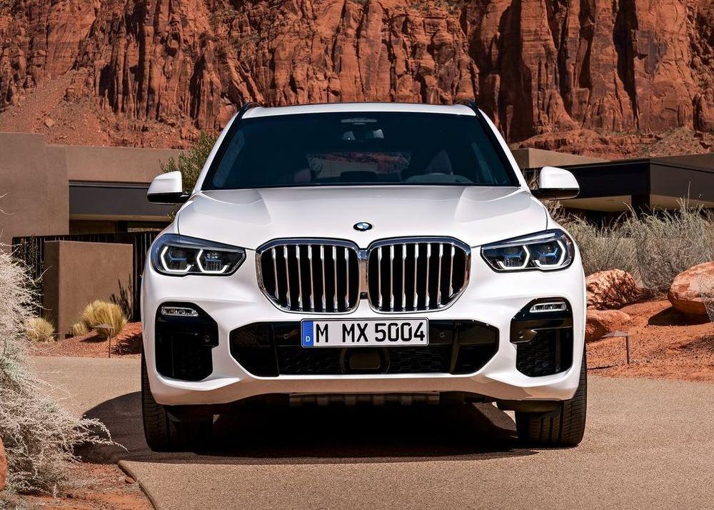 BMW X5 2019, Kuwait