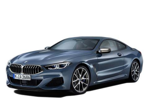 BMW 8 Series Coupe 2019, United Arab Emirates