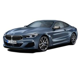 Slide show 2019 bmw 8 series coupe