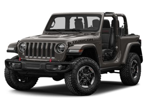 Jeep Wrangler 2019, United Arab Emirates