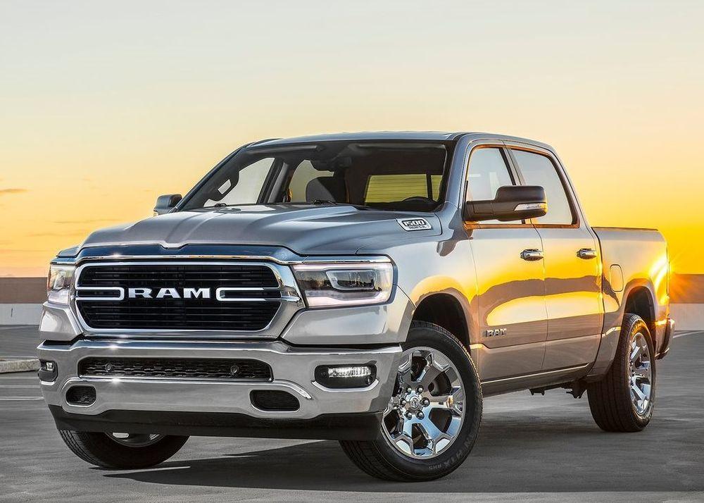 RAM 1500 2019, Saudi Arabia