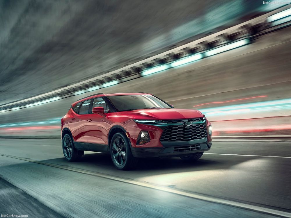 Chevrolet Blazer 2019, United Arab Emirates