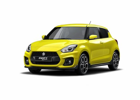 Suzuki Swift Sport 2019, United Arab Emirates
