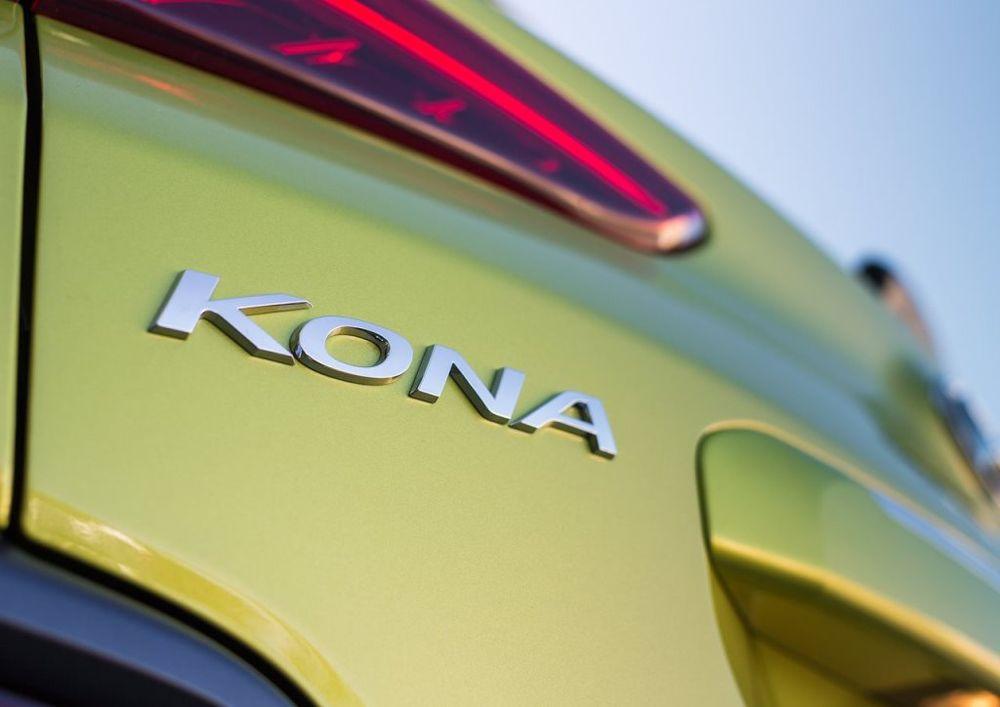 Hyundai Kona 2019, United Arab Emirates