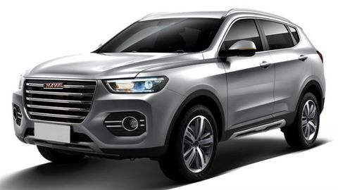 Haval H6 Price in UAE - New Haval H6 Photos and Specs ...