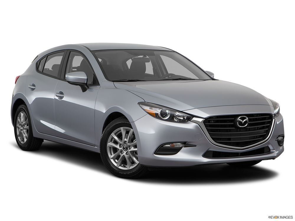 Mazda 3 Hatchback 2019, United Arab Emirates